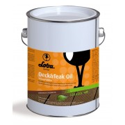 Цветное масло Lobasol Deck & Teak Oil Color (2.5 л)
