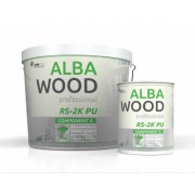 Клей для паркета Albawood RS 2K PU (8.1 кг)
