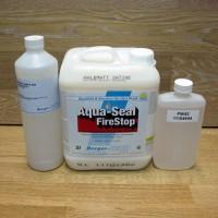 Грунтовочный лак BERGER Aqua-Seal Fire Stop (6.5 л)