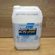 Лак Berger Aqua-Seal 2K-PU Sport (5.5 л)