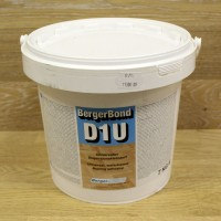 Паркетный клей Berger Bond D1U (7 кг)