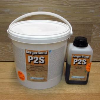 Клей для паркета Berger Bond P2S (6 кг)