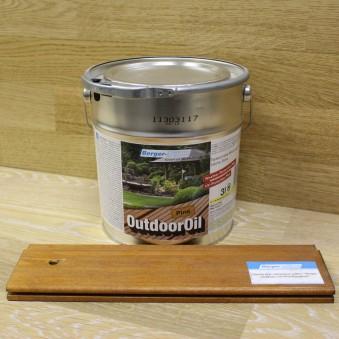Цветное масло Berger OutdoorOil (3 л)