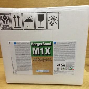 Клей для паркета Berger Bond M1X (21 кг)
