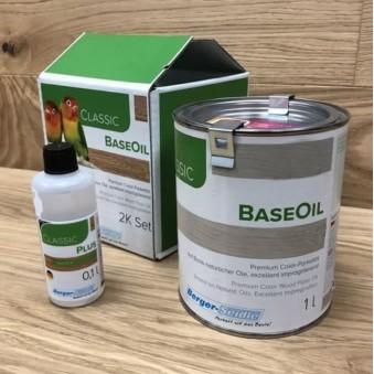 Двухкомпонентное масло Berger BaseOil 2K (1.1 л)
