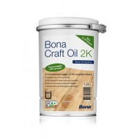 Цветное масло Bona Craft Oil 2K (1.25 л)