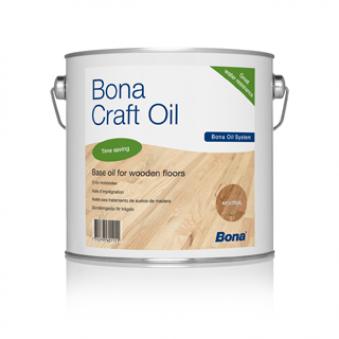 Бесцветное масло Bona Craft Oil (2.5 л)