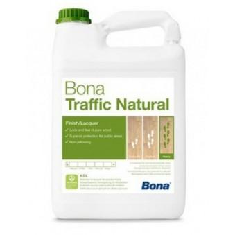 Лак Bona Traffic Natural (4.95 л)