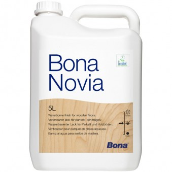 Лак Bona Novia 10 л.