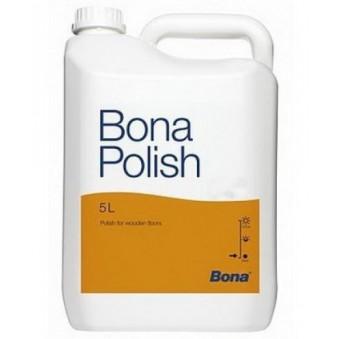Средство Bona ParkettPolish (5 л) для лака