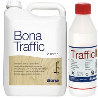 Паркетный лак Bona Traffic