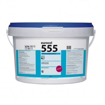 Клей для паркета Forbo 555 Eurosafe Parquet Polaris (22 кг)