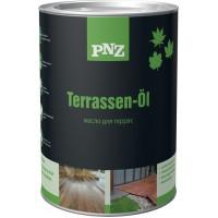 Масло для террас PNZ цветное (2.5 л)