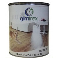 Масло Glimtrex с твердым воском (1 л)
