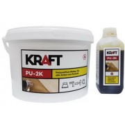 Паркетный клей Kraft PU-2K (10 кг)