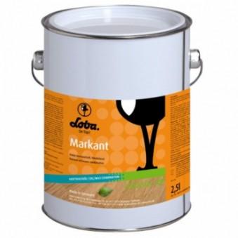 Масло с воском Lobasol Markant (2.5 л)