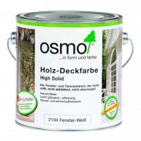 Краска для окон и дверей Osmo Holz-Deckfarbe (0.75 л)