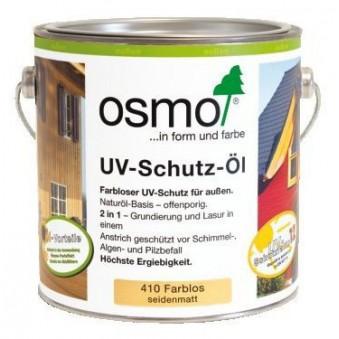 Защитное масло Osmo UV Schutz-Ol с УФ-фильтром (2.5 л)