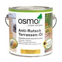 Масло для террас Osmo Anti-Rutsch Terrasen-Ol (0.75 л)