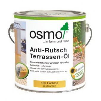 Масло для террас Osmo Anti-Rutsch Terrasen-Ol (2.5 л)