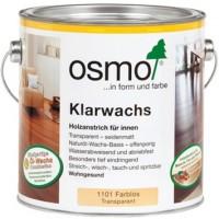 Масло с воском Osmo Klarwachs для твердых пород (0.75 л)
