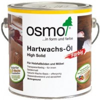 Цветное масло Osmo Hartwachs-Ol Farbig (0.75л)