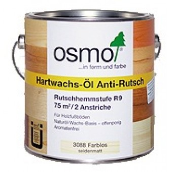 Масло Osmo Hartwachs-Ol Anti-Rutsch (0.75 л)