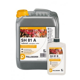 Лак Pallmann SH 81 (5.5 л)