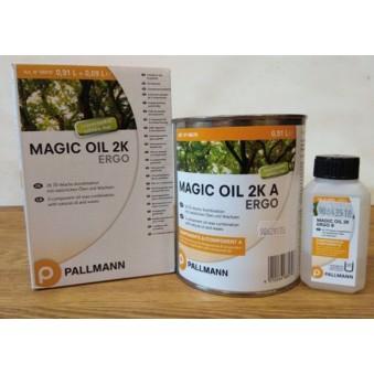 Масло Pallmann Magic Oil ERGO (1 л)