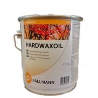 Масло с твердым воском Pallmann HardWax Oil (3 л)