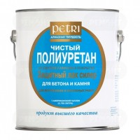Лак для бетона и камня Petri Concrete&Stone Sealer (1 л)