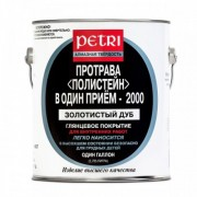 Лак Petri Polystain (3.78 л)