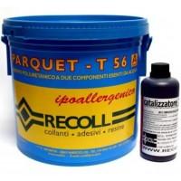 Паркетный клей Recoll Parquet T56 (10 кг)
