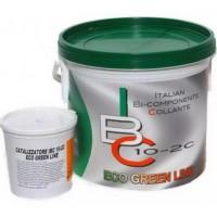 Паркетный клей Recoll IBC 10-2C Eco Green Line (10 кг)
