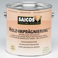 Пропитка Saicos Holz-Impragnierung (2.5 л)