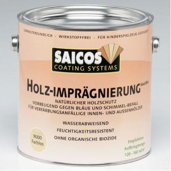 Пропитка Saicos Holz-Impragnierung (0.75 л)
