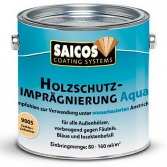 Пропитка Saicos Holzschutz-Impragnierung Aqua (0.75 л)