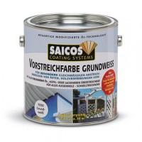 Грунтовка под масло Saicos Vorstreichfarbe Grundweiss (10 л)