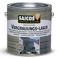 Лазурь Saicos Vergrauungs-Lasur (0.75 л)