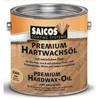 Масло с твердым воском Saicos Hartwachsol Premium (0.1 л)