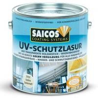 Защитная лазурь Saicos UV-Schutzlasur Innen (2.5 л)