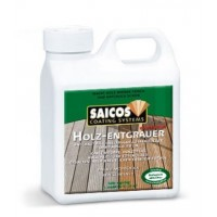 Концентрат для удаления серого налета Saicos Holz-Entgrauer Konzentrat (1 л)