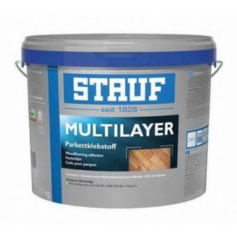 Клей для паркета Stauf Multilayer (13 кг)